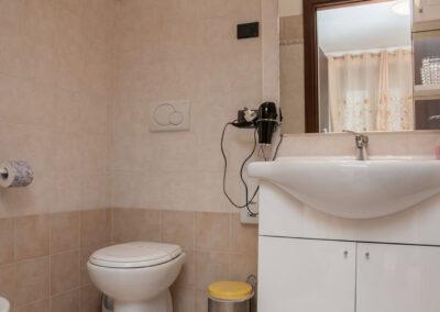 bagno camera il casale della fornace