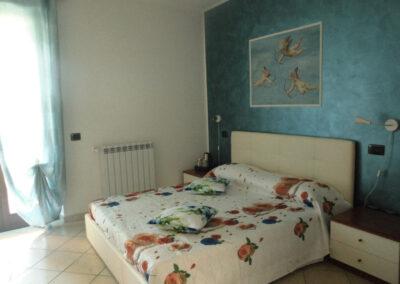 il casale della fornace camera da letto azzurra
