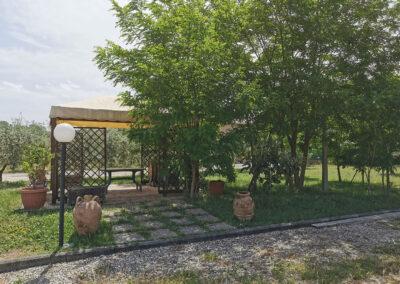 giardino il casale della fornace